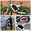 stealth bomber electric motor road bike 3000w bicicletta elettrica