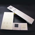 Intelligent Room Illumination System Multifunction Switch Touch LED lighting Panel