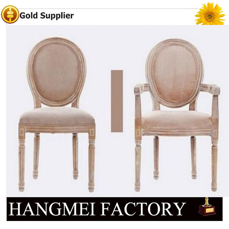 Wholesale french <strong>style</strong> <strong>antique</strong> wooden chair/Louis Solid Wooden Dining Chair