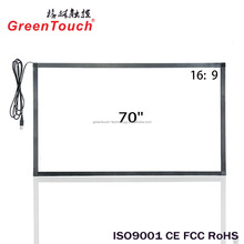 70'' T-series Multi USB infrared touch screen