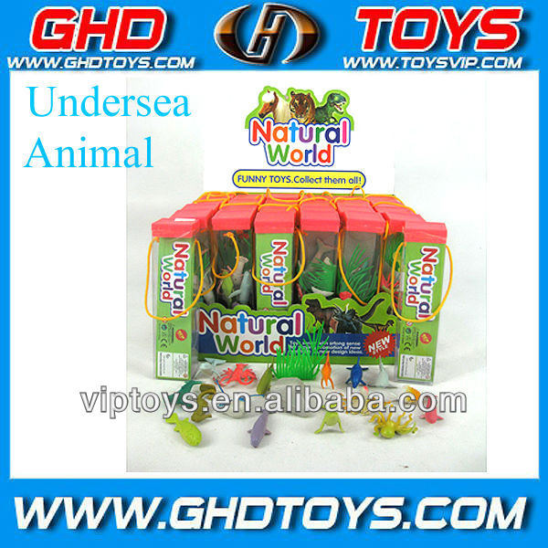 toy under sea animal,marine animal toy,fish animal toys