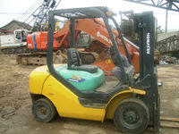 used japan made 2.5T forklift