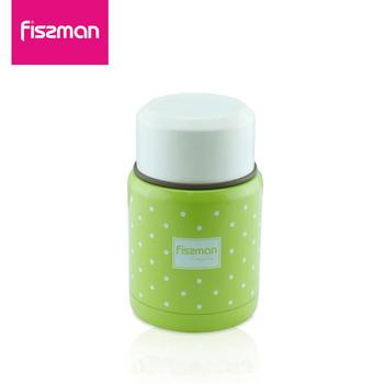 Fissman 350 ml  Double Wall Vacuum insulated Food Jar Lunch Box Food Thermos Container