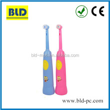 High quality kids musical electric toothbrush/personalized toothbrush for kids