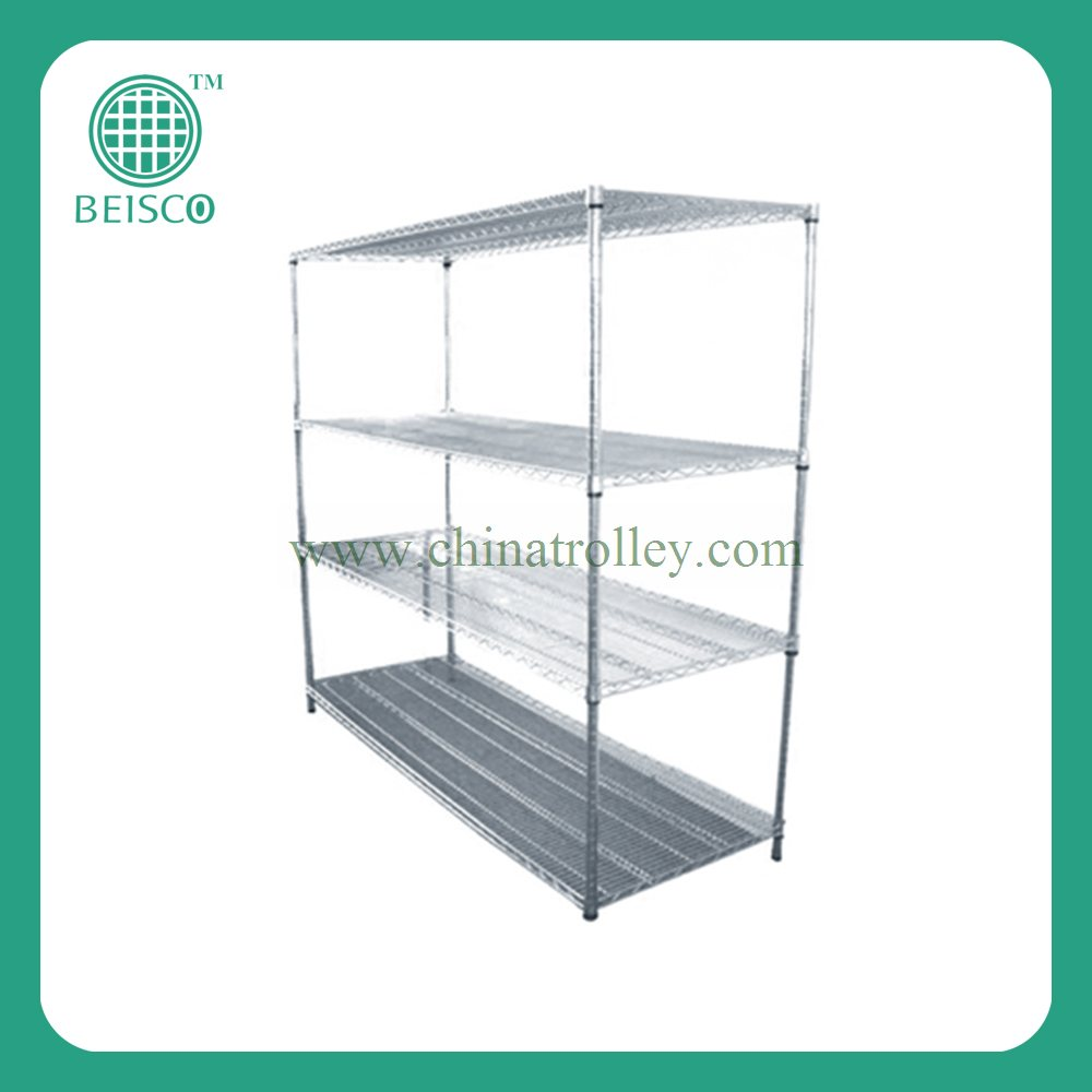 wire shelving units for home, office, warehouse storage