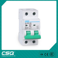 DZ47-63 Electrical auto MCB circuit breaker