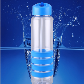 Sports cup Clean Plastic Water Bottles With Custom Logo