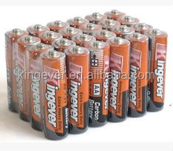 New product dry battery AA size R6, 1.5v dry battery