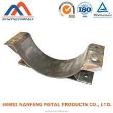Beam Support Bracket OEM Folding Heavy Steel Beam Support Bracket