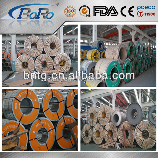 Hot sale!!! best price 304 201 316L 430 2B acero inoxidable coil in China supplier