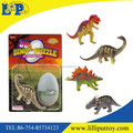 3D Dinosaur Puzzle Toy Hand Painted Dinosaur Figure