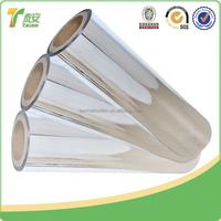 Mirror Effect PET Thermal Metalized Lamination Film Rolls for Printing and Packing