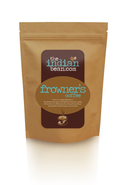 Frowner's Coffee 100% Arabica Organic Single Estate Coffee