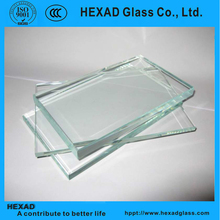 Hot selling 4mm, 5mm, 6mm, 8mm, 10mm, 12mm, 15mm, 19mm ultra white low iron clear float glass/low-iron tempered glass price