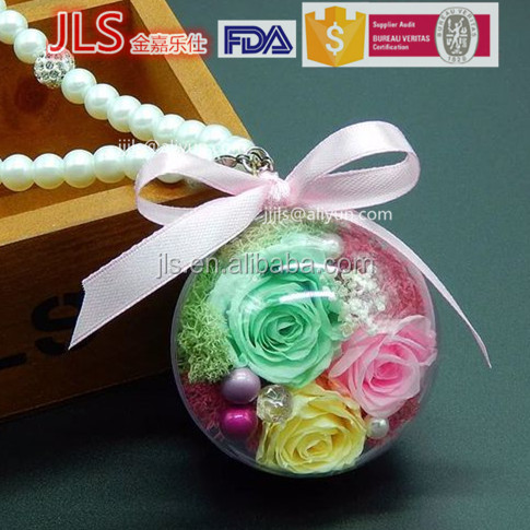 hollow clear plastic ball ornaments bulk