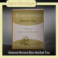 Limited Supply Safety Certified Natural/Organic Gluten Free Fragrance Brown Rice Slimming Tea