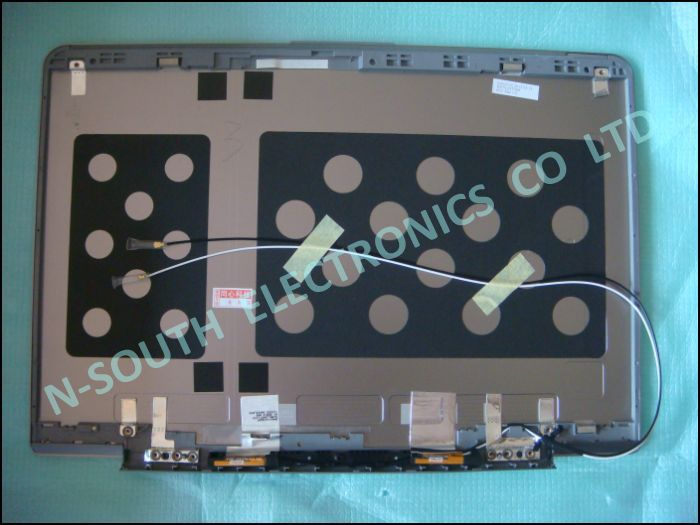 Original new laptop back cover for samsung np530u3c np535u3c ba75-03709a