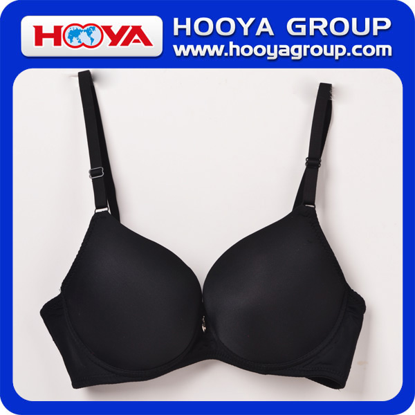 Breathable Hot Sexy Girl Double Push Up Bra