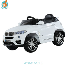 WDME5188 Baby Ride On Cool Toys Electric Motor Car With Headlight