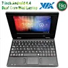 7 Inch Mini Laptops VIA 8880