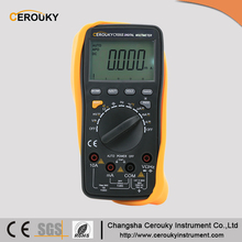 CE SGS ROHS approved avometer tester pocket digital multimeter