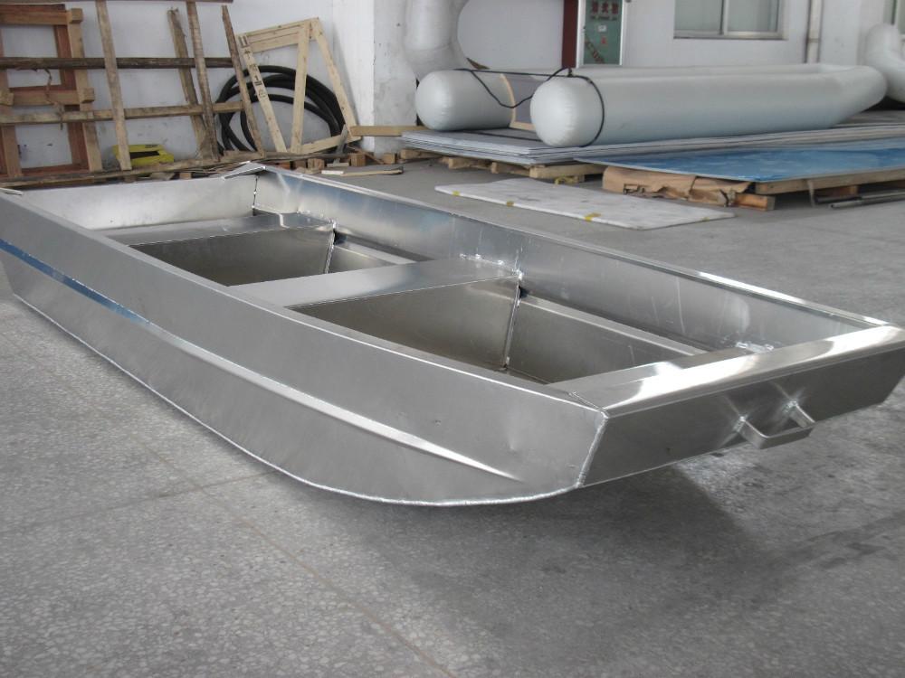 Ce Certificate Cheap Flat Bottom 14ft Aluminum Jon Boat