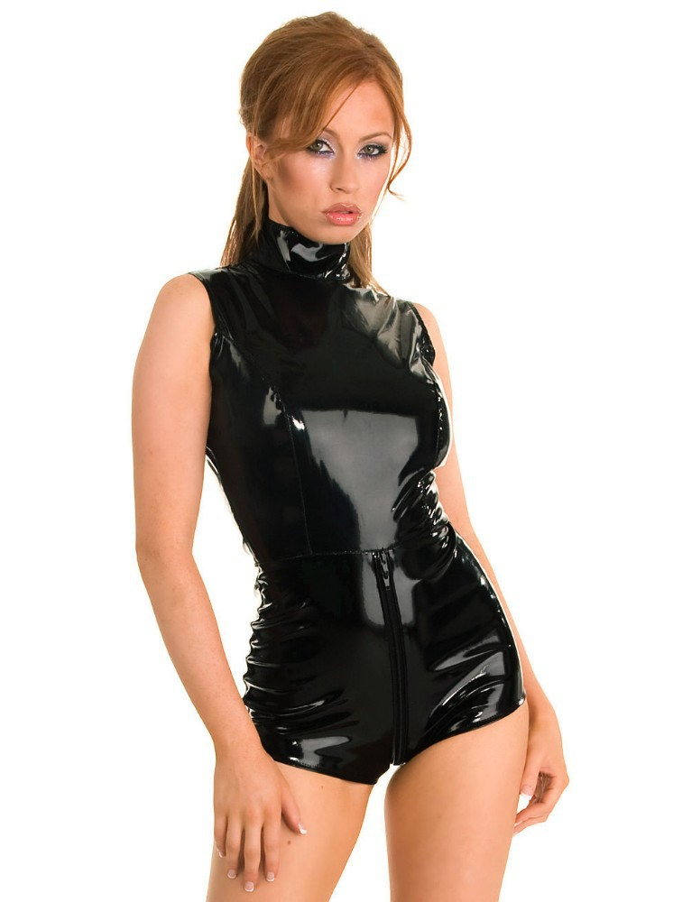 Women Photo Leather Latex Sexy 107