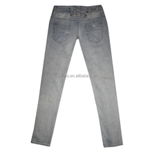 GZY new design jean women jean pant narrow bottom jean