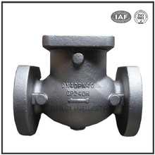 GP240H precision casting valve parts, transmission valve body