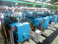 Large Diesel Generator 10mw Power Plant with CSR
