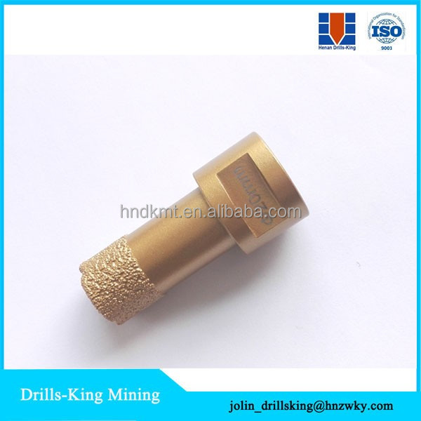 2016 Hot selling customized diamond hole saw bits
