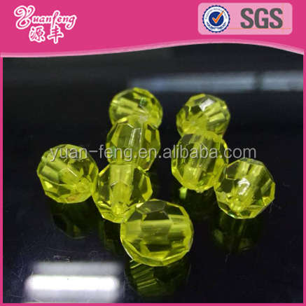 fashion transparent miyuki facted beads for jewelry making