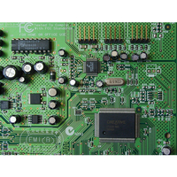 Customized PCB Fabrication and PCB Components Assemble