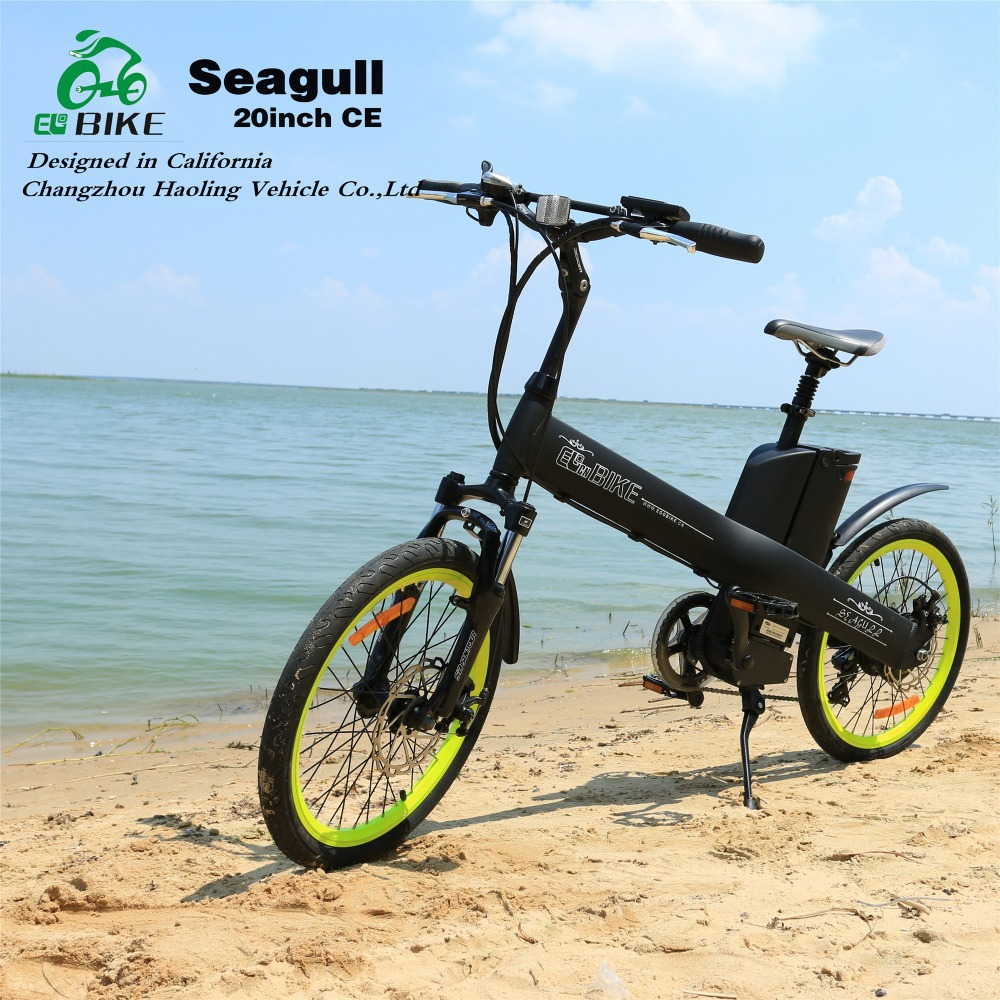 "Seagull 20"" 350w 20 inch electric bicycle motor conversion kit"