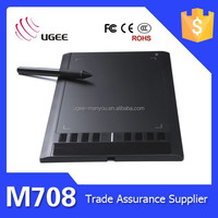 2014 High-end High Quality Ugee M708 Digital Animation Graphics Tablet