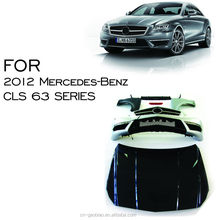 body kit for mercedes benz W218 CLS upgraded body kit for 2010-2013 CLS63/CLS AMG/CLS WALD by maker