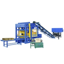ZCJK4-20A Automatic brick making machine concrete block making machine design pdf