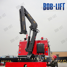 Brand new articulated boom cranes mounted truck SQ5ZA2
