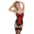 tummy slimming sexu bustier tight underwear waist Shapewear red mature body shaper plus size Corset sexy lingerie for fat women