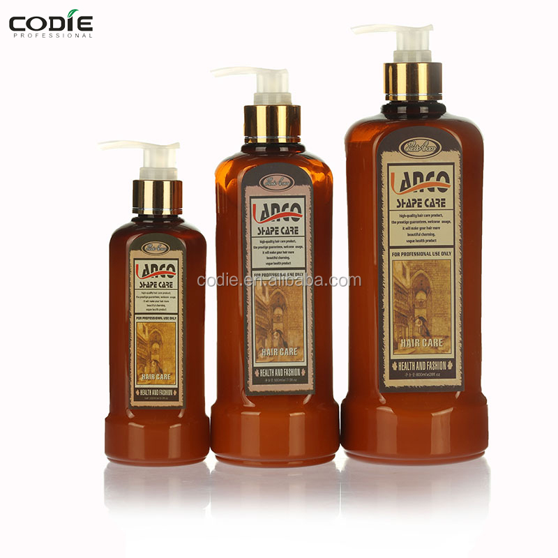 Argan oil silver shampoo for long hair herbal hair shampoo