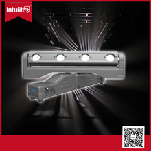 65W 4*10W Cold Whie LED Linear Beam Moving Head Light