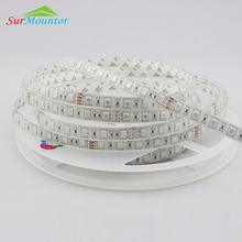 Ip68 Led Strip 5050 Flexible Waterproof Rgb Led Strip 24V Addressable Rgb Led Strip