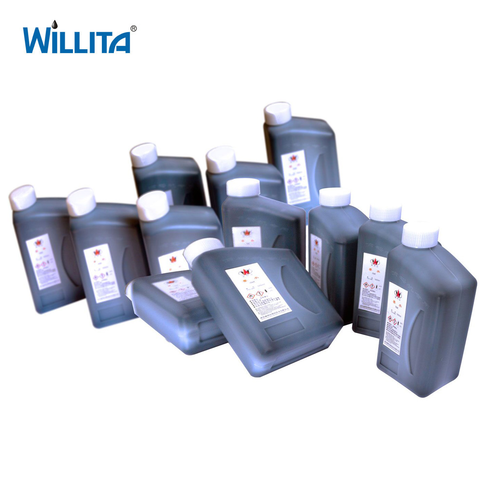 Willita Factory Supply Oil Based Ink For Ink Jet Printing