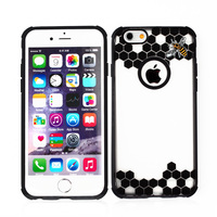 Cheapest soft clear silicone gel slim pc+tpu bumpers phone case for iphone with opp bags