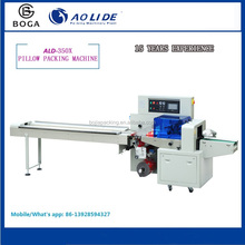 Pillow type rotary fast food packaging machine packing machine spare parts