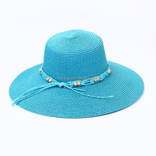 Panama Cheap Hat Straw Hat Factory Wholesale Colors Straw Hats