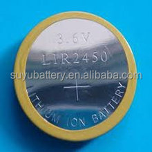 rechargeable battery for /lir 2032