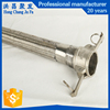 Custom length 70mm high pressure stainless steel wire braiding flexible hose