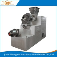 China supplier adjustable 18.5 kW soap bar vacuum plodder