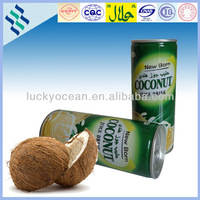 none alcoholic cokernut water protein beverage